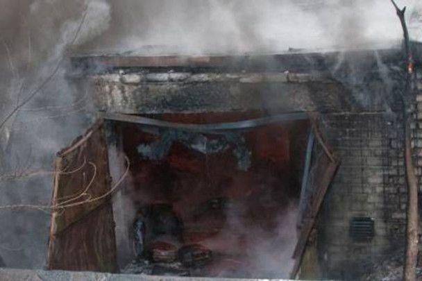 У Запоріжжі від вибуху в гаражах постраждали 11 людей