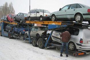 Імпорт автомобілів в Україну припинено