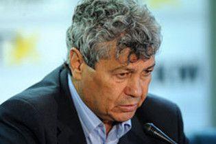 Луческу: ми не заслуговували поразки в Москві