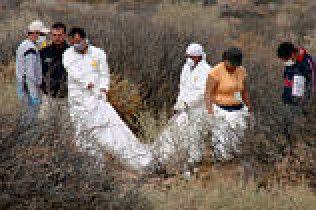 У Мексиці знайдена братська могила жертв наркомафії