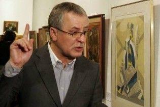 """ПР пропонує """"викинути"""" міністра культури з Кабміну"""