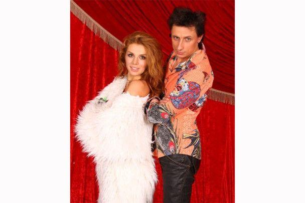 Анна Сєдокова і Вадим Галигін співають ночами