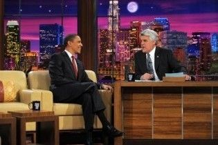 Обама виступив в студії гумористичного шоу