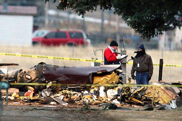 В США розбився літак: 14 загиблих, з них 7 - діти