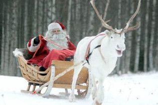 Фінляндія продала Санта-Клауса