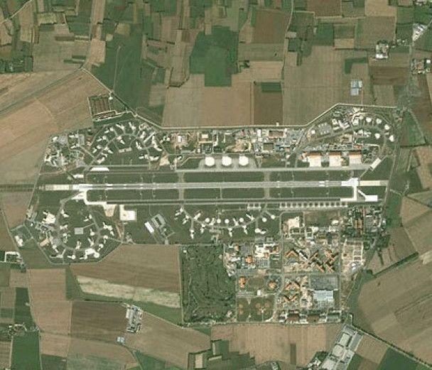 США переводять базу винищувачів до кордонів Росії