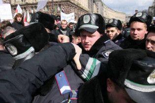 МВС: санаторії під Києвом зарезервовані для учасників масових акцій