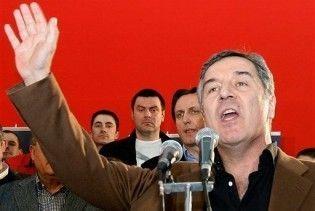 В Чорногорії перемогли прихильники НАТО