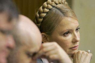 ПР: у Тимошенко з'явилася прекрасна можливість піти у відставку