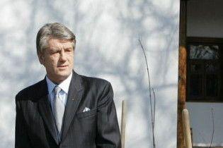 Ющенко розповість одеським студентам, якою він бачить Україну