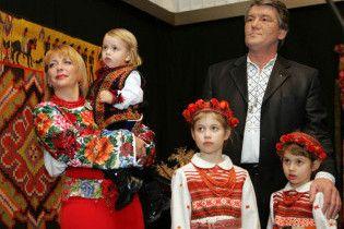 """Ющенко придбав """"Битого птаха"""" і капці"""