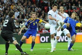 Україна переможе Англію з рахунком 2:0