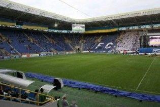 Матч Україна - Англія відбудеться у Дніпропетровську