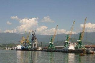 Грузія затримала теплохід з російським екіпажем