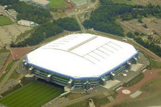 Бій Кличко - Хей відбудеться на футбольному стадіоні