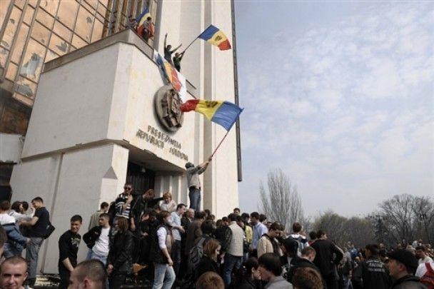 Безлади в Кишиневі спровокували бойовики - посольство РФ