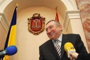 Регіоналам не вдалося зняти з посади мера Одеси