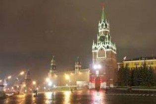 Двоє п'яних міліціонерів проривалися до Кремля