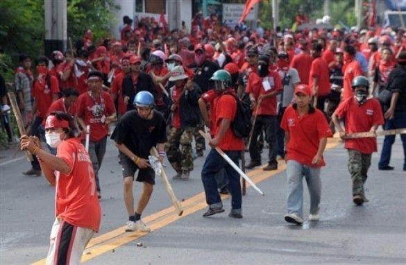 Таїланд безлади