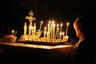У православних та греко-католиків розпочався Страсний тиждень