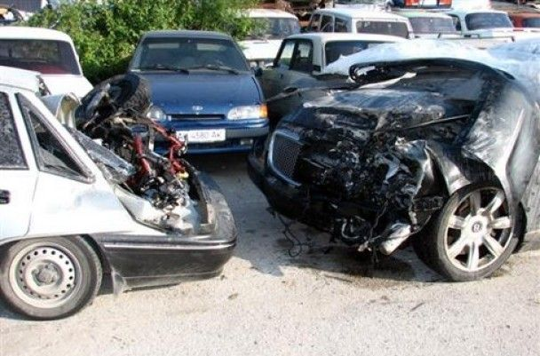 """Кримського """"мажора"""", який вбив мотоциклістку 3 роки тому, визнали невинним"""
