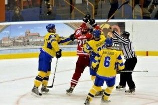 Україна вийшла на друге місце на чемпіонаті світу з хокею