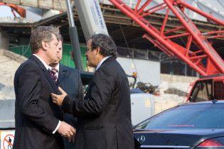 Ющенко і Платіні не приїдуть на фінал Євро-2009