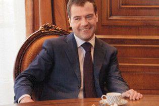 Мєдвєдєв знає, чим гарантувати енергобезпеку Європи