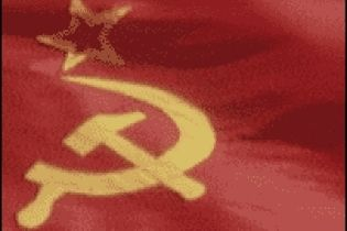 Чернігівщина й Запоріжжя в День перемоги вивісять радянські прапори
