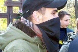 В Одесі затримали учасників акції вшанування пам'яті студента-націоналіста