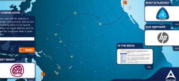 Нащадок Ротшильдів перепливе океан на судні з пластикових пляшок