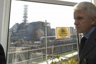 Литвин пропонує звозити в Чорнобиль відходи з усієї України