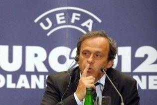 Платіні: Україна обов'язково буде господарем Євро-2012