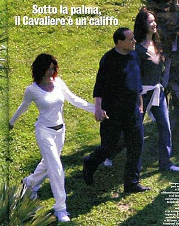 Інтимні вечірки на віллі Берлусконі