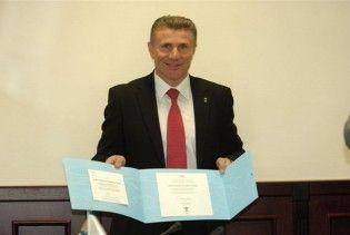 Україна візьме участь в Олімпійських іграх-2010