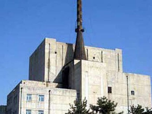 ядерний центр в Йобені КНДР