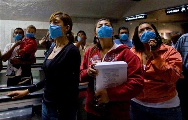 США вводять надзвичайний стан через свинячий грип