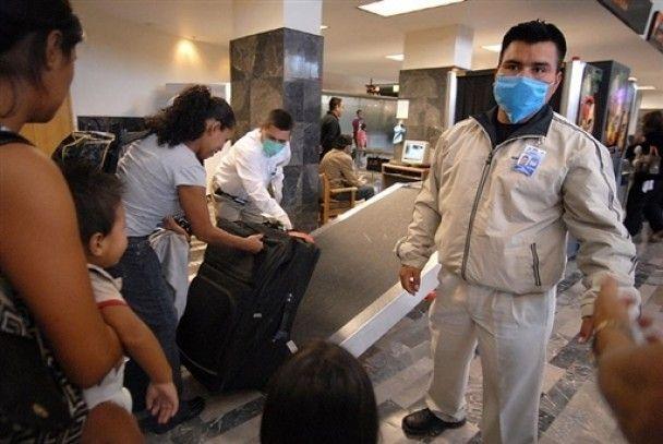 Мексика потерпає від свинячого грипу