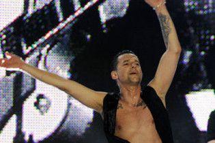 Соліст Depeche Mode переплутав Перу з Чилі