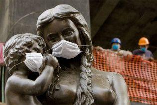 Комітет виборців: кандидати незаконно агітували масками від грипу