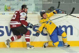 Латвія створила сенсацію на чемпіонаті світу з хокею