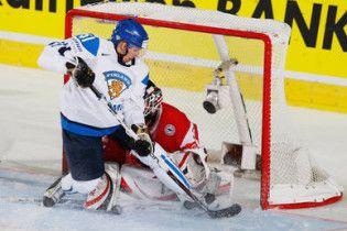 Чехія і Фінляндія розгромили суперників у другому турі
