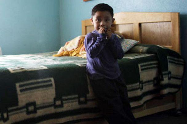 Першим на свинячий грип захворів 4-річний хлопчик