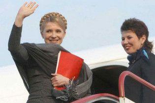 Тимошенко поїхала до Польщі святкувати падіння комунізму