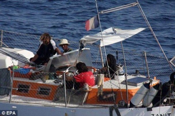 Французьких спецназівців звинуватили в убивстві заручника піратів