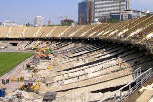 """На """"Олімпійському"""" зібрались будувати туалет за 262 тис. євро"""