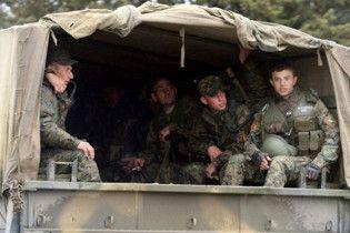 Українці візьмуть участь у навчаннях НАТО в Грузії