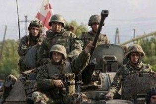 Заколот грузинських військових придушено