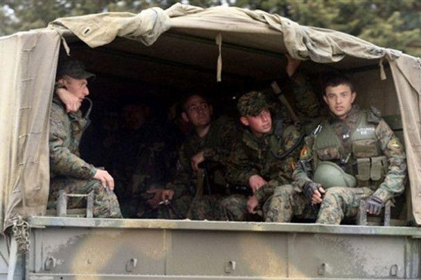В Грузії затримано керівників військового заколоту