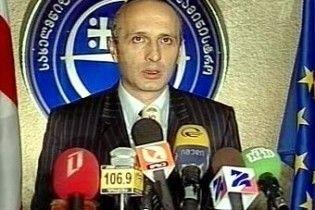 У Грузії готували замах на міністра внутрішніх справ